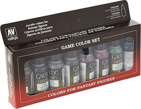 """Vallejo Game Color """"Washes"""" Farbset, 8-tlg. (73.998)"""