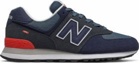 New Balance 574 stone blue/outerspace (Herren) (ML574EAE)