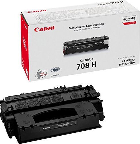 Canon 708HBK Toner schwarz (0917B002) -- via Amazon Partnerprogramm