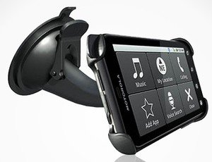 Motorola car holder for Defy