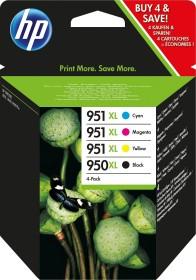 HP ink 950 XL/951 XL Rainbow kit (C2P43AE)