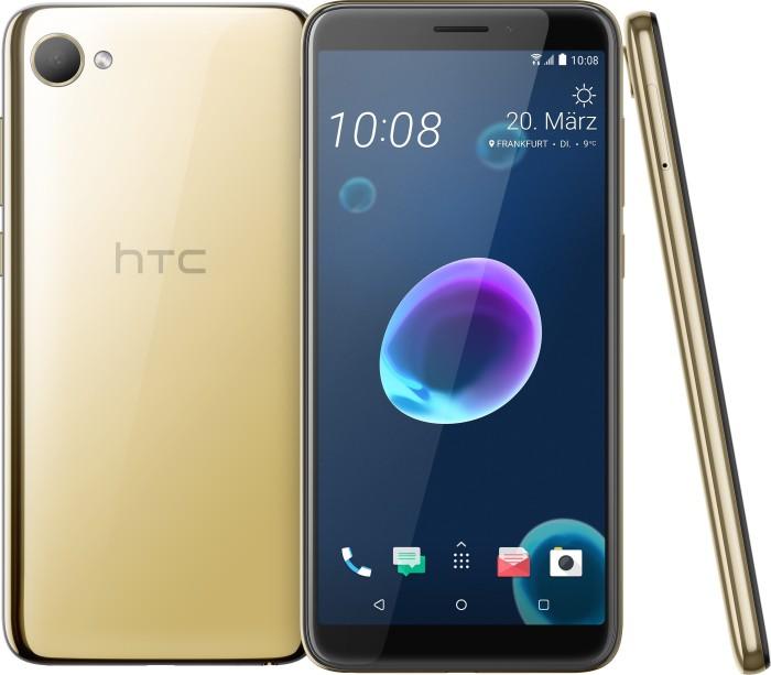 HTC Desire 12 Dual-SIM gold