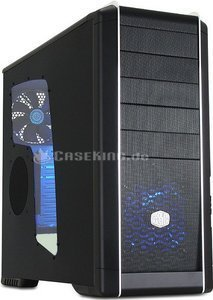 Cooler Master CM 690 with side panel window (RC-690-KWN1) -- © caseking.de