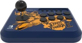 Hori Fighting Stick Mini Street Fighter Chun-Li/Cammy (PC/Switch) (NSW-203U)