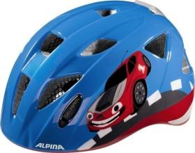 Alpina Ximo Flash kids helmet red car (A9710.0.80/A9710.1.80/A9710.2.80)