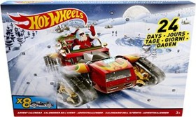 Mattel Hot Wheels Advent Calendar 2017 (DXH60)