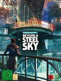 Beyond a Steel Sky - Utopia Edition (PS5)