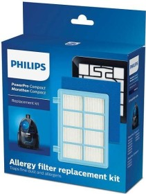 Philips FC8010/01 allergy filter-replacement set