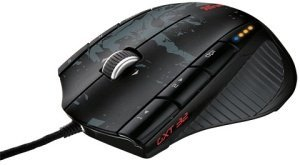 Trust GXT 32 Gaming Mouse, USB (17530)