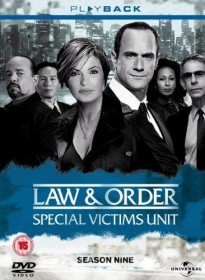 Law & Order: Special Victims Unit Season 9 (DVD) (UK)