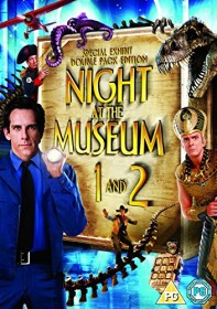 Night at the Museum/Night at the Museum 2 - Escape of the Smithsonian (DVD) (UK)