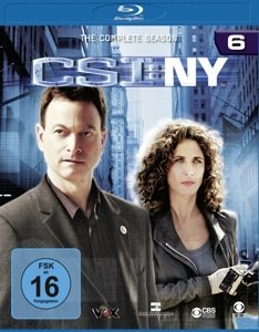 CSI New York Season 6 (Blu-ray)