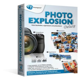 Avanquest Photo Explosion Deluxe 5 (englisch) (PC)