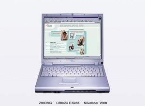 Fujitsu Lifebook E6634