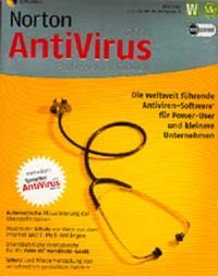 Symantec: Norton AntiVirus 2001 7.0 Professional (englisch) (PC) (07-00-03110-in)