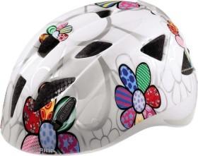 Alpina Ximo Flash kids helmet white flower (A9710.0.10/A9710.1.10/A9710.2.10)