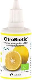 Sanitas Grapefruit Kern Extrakt Lösung, 50ml