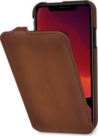 Stilgut UltraSlim Leather Case für Apple iPhone 11 braun (B07XRGNY1P)
