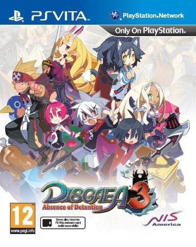 Disgaea 3 - Absence of Detention (German) (PSVita) -- via Amazon Partnerprogramm