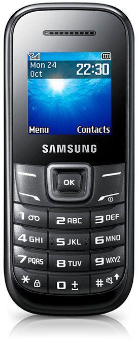 Samsung E1200 Schwarz Ab 29 2019 Preisvergleich Geizhals