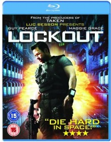 Lockout (2011) (Blu-ray) (UK)