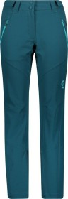 Scott Explorair Ascent Skihose lang majolica blue (Damen) (277712-5303)