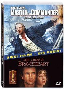 Braveheart/Master & Commander