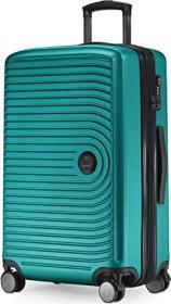 Hauptstadtkoffer Mitte TSA Spinner erweiterbar 68cm türkis (54001006)