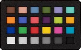 Calibrite ColorChecker Classic Nano CCC-NANO, color target card (95898)