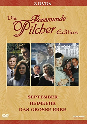 Rosamunde Pilcher Edition -- via Amazon Partnerprogramm