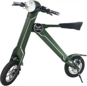 Hammer International K1 Elektro-Roller olivgrün