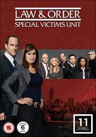 Law & Order: Special Victims Unit Season 11 (UK)