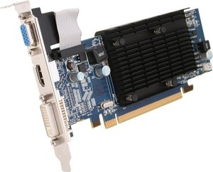 Sapphire Radeon HD 4550, 512MB DDR3, VGA, DVI, HDMI, lite retail (11141-15-20R)