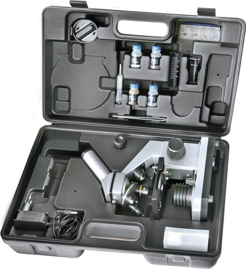Bresser Junior Biolux CA 40x-1024x microscope set (8855002)