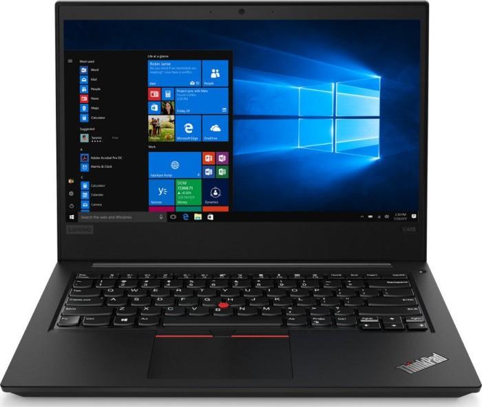 Lenovo ThinkPad E485, Ryzen 5 2500U, 8GB RAM, 256GB SSD, Aluminium (20KU000NGE)
