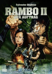 Rambo 2 - the order (Special Editions)