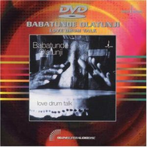 Olatunji Babatunde - Love Drum Talk -- via Amazon Partnerprogramm
