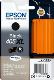 Epson ink 405XL black (C13T05H14010/C13T05H14020)