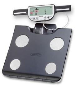 Tanita BC-601 Elektronische Segment-Körperanalysewaage mit SD-Karte