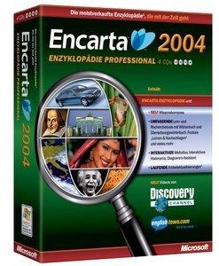 Microsoft: Encarta encyclopedia 2004 Professional (German) (PC) (844-00564)