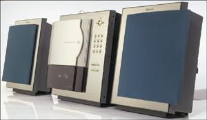 Sherwood WA-240RDS zestaw kompaktowy