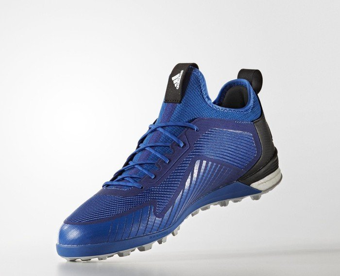 111e85fb5 adidas Ace tango 17.1 TF blue core black footwear white (men) (BA8535)  starting from £ 39.95 (2019)