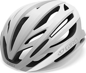 Giro Syntax MIPS Helm matte white/silver