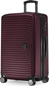 Hauptstadtkoffer Mitte TSA Spinner erweiterbar 68cm burgund (54001026)