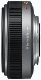 Panasonic Lumix G 20mm 1.7 ASPH schwarz (H-H020E)