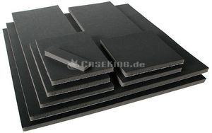 King Mod Premium damping set for Lian Li PC-P50 -- (c) caseking.de