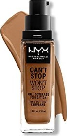 NYX Can't Stop Won't Stop Foundation honey, 30ml