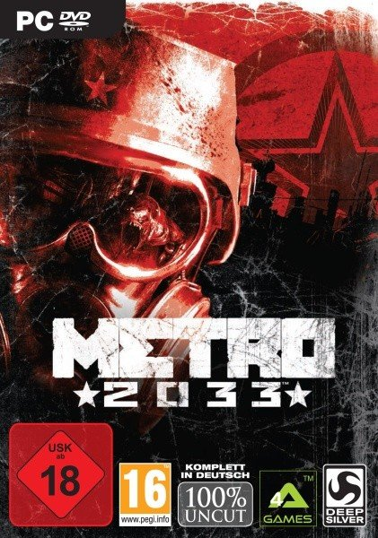 Metro 2033 - The load Refuge (English) (PC)