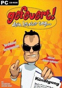 Gefeuert - Dein letzter Tag (niemiecki) (PC)