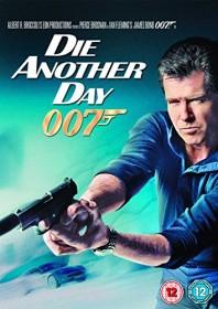 James Bond - Die Another Day (DVD) (UK)